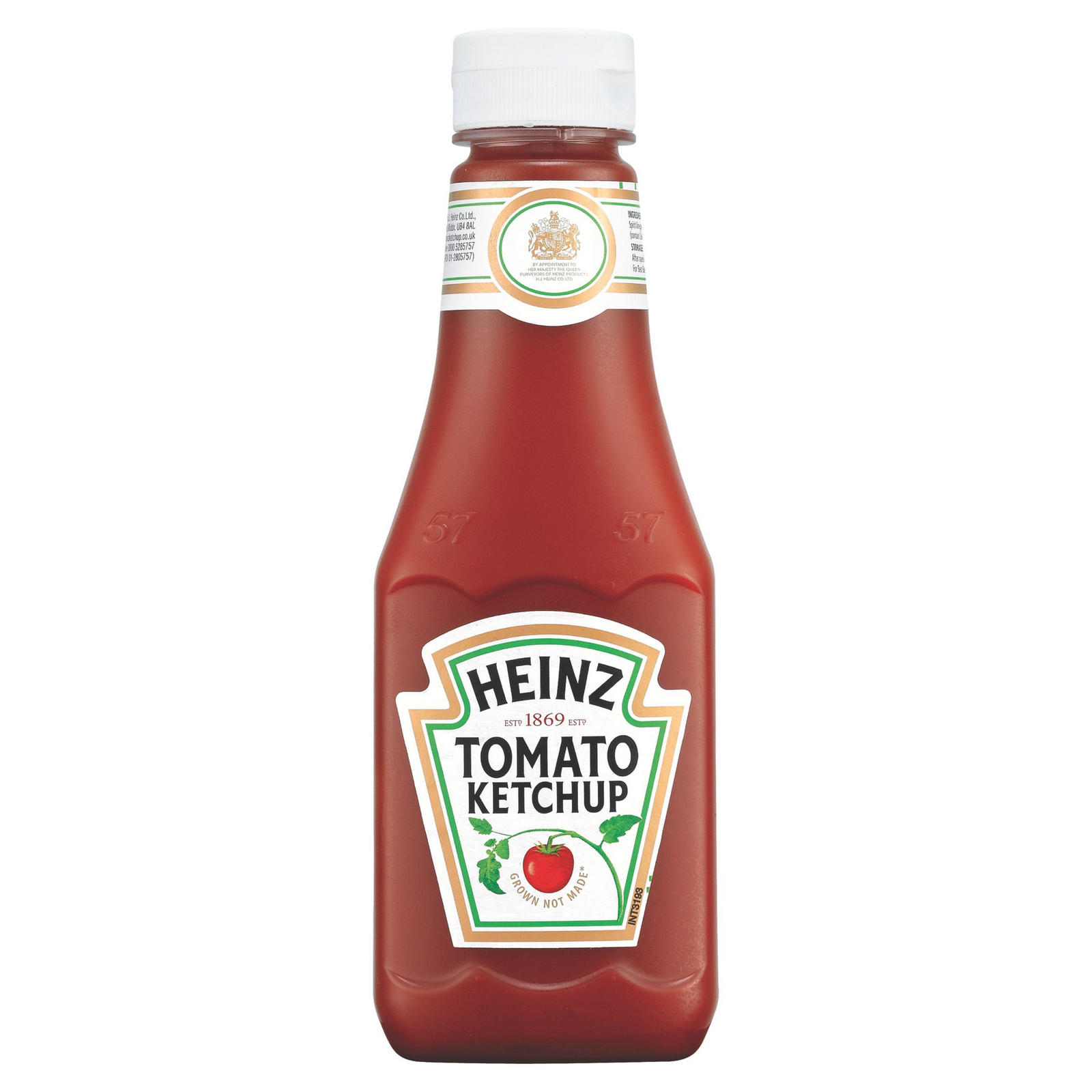Heinz Tomato Ketchup 342g Table Sauce Iceland Foods