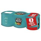 Heinz Beanz Triple Pack 3 x 200g