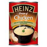Heinz Cream of Chicken Soup 400g