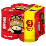 Heinz Cream of Chicken 400g