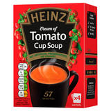 Heinz Cream of Tomato Cup Soup 4 x 22g (88g)