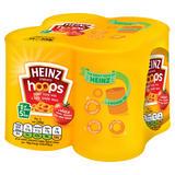 Heinz Spaghetti Hoops 4 x 400g
