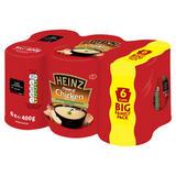 Heinz Cream of Chicken Soup 6 x 400g