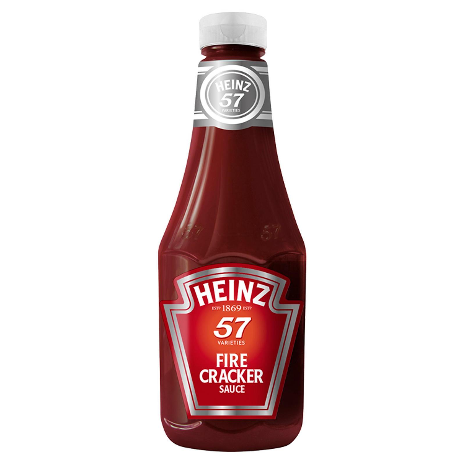 Heinz Fire Cracker Sauce 875ml Table Sauce Iceland Foods