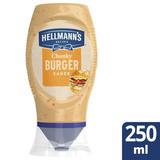 Hellmann's Chunky Burger Sauce 250ml
