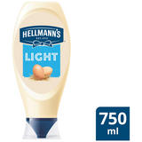 Hellmann's  Light Squeezy mayonnaise 750ml