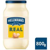Hellmann's Real Mayonnaise 800g