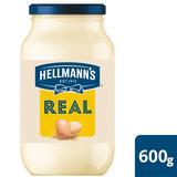 Hellmann's  Real Mayonnaise 600g