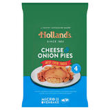 Holland's 4 Cheese & Onion Pies