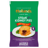 Holland's 4 Steak Kidney Pies