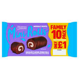 Hoppers Farmhouse Bakeries Chocolate Flavour Sponge Rolls