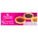 Hoppers Farmhouse Bakeries 9 Assorted Jam Tarts