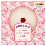 Howell's Delicious Florence Cake 300g