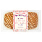 Howell's Delicious Lemon Drizzle Cake 320g