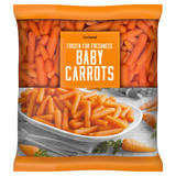 Iceland Frozen For Freshness Baby Carrots 900g