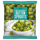 Iceland Frozen For Freshness Button Sprouts 900g