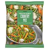 Iceland Frozen For Freshness Country Mix 800g