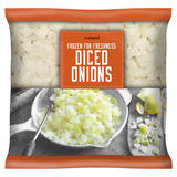 Iceland Frozen For Freshness Diced Onions 650g