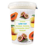 Iceland Low Fat Mango, Papaya & Passion Fruit Yogurt 450g