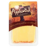 Applewood Smoke Flavoured Cheddar Cheese 200g