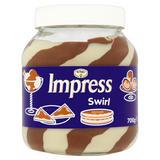 Krüger Impress Swirl Chocolate Hazelnut Spread 700g