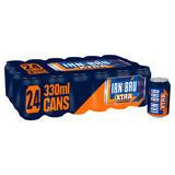 IRN-BRU Xtra 24 x 330ml Cans