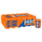IRN-BRU 24 x 330ml Cans