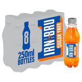 IRN-BRU Sugar Free 8 x 250ml Bottles