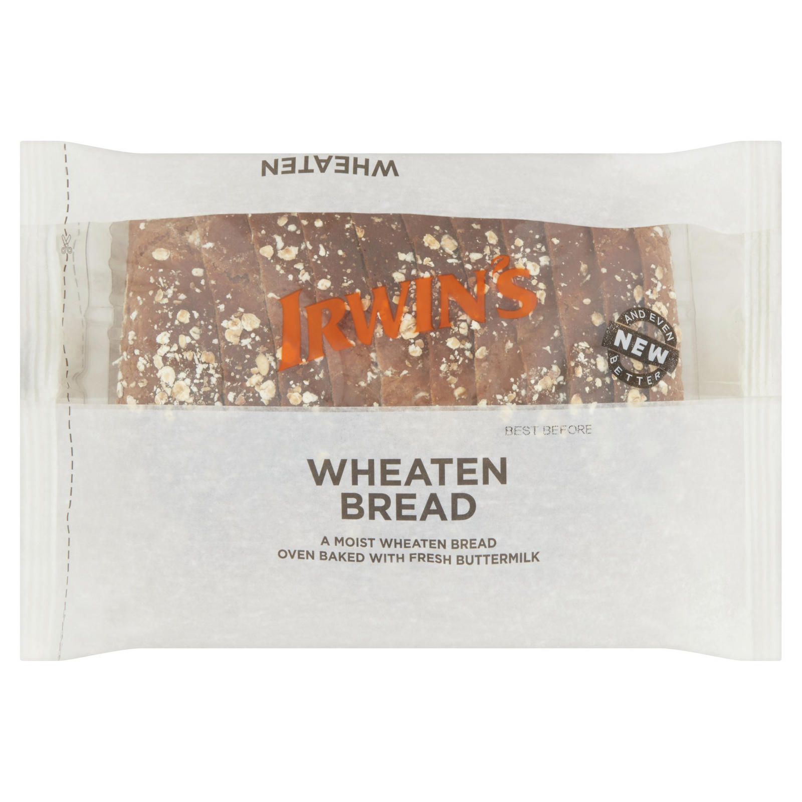 Irwin's Wheaten Bread 450g | Brown & Wholemeal Bread | Iceland Foods