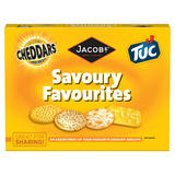Jacob's Savoury Favourites 200g