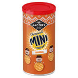 Jacob's Cheesonal Mini Cheddars Original 260g