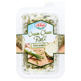 Jermi Cream Cheese Roll Chives & Garlic 100g