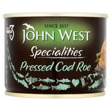 John West Specialities Pressed Cod Roe 200g