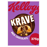 Kellogg's Krave Milk Chocolate 375g