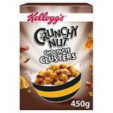Kellogg's Crunchy Nut Clusters Chocolate 450g