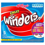 Kellogg's Fruit Winders Strawberry 5 x 17g