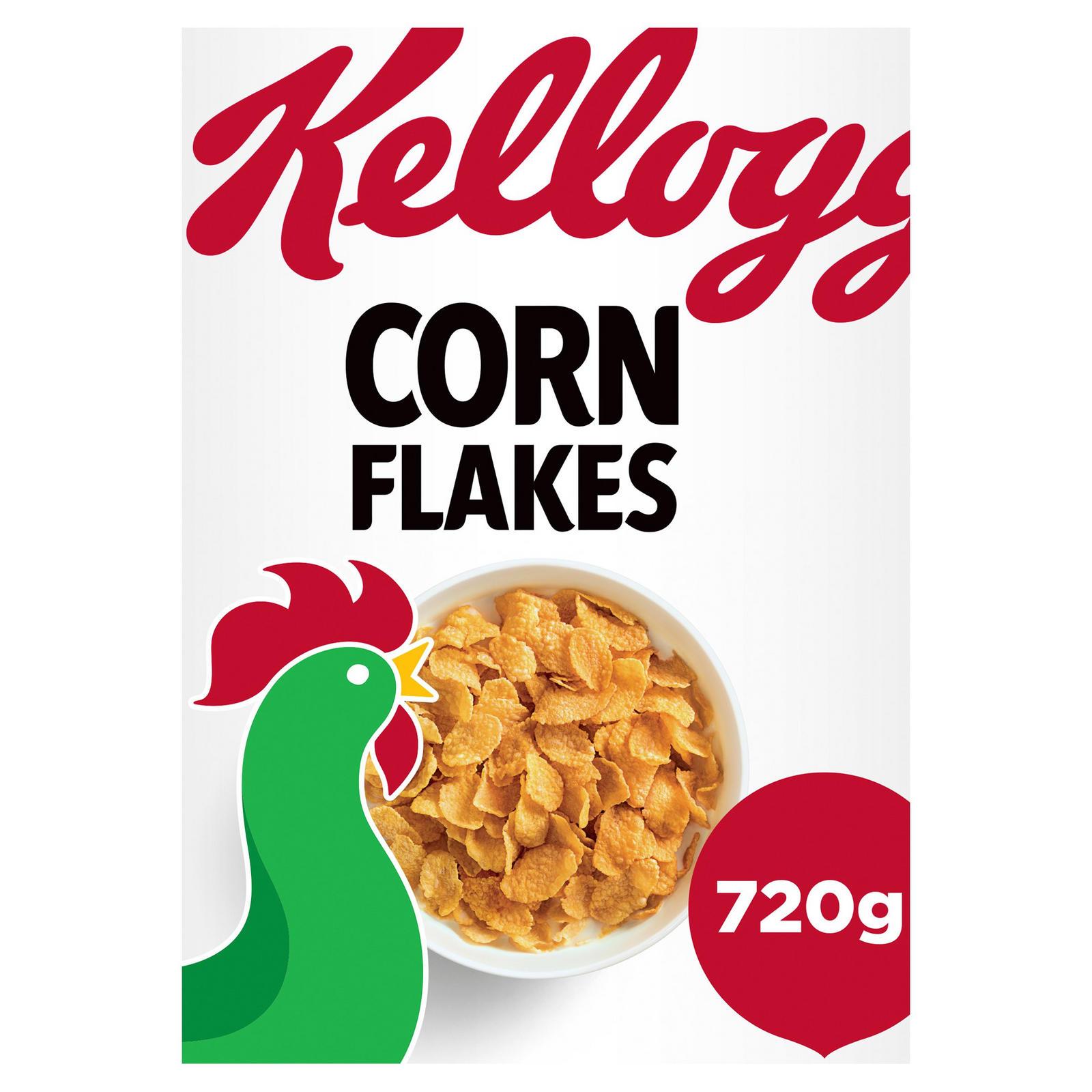 Kellogg's Corn Flakes Cereal 720g