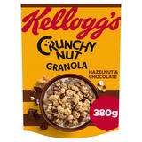 Kellogg's Crunchy Nut Granola Hazelnut & Chocolate 380g