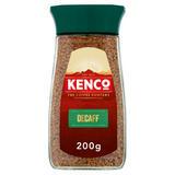 Kenco Decaf Instant Coffee 200g