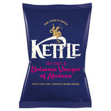 KETTLE® Sea Salt & Balsamic Vinegar of Modena 130g