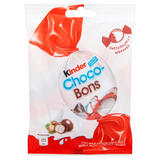 Kinder Milk Chocolate and Hazelnut Choco-Bons Pouch 69.6g