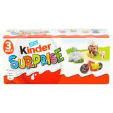 Kinder Surprise Eggs 3 x 20g (60g)