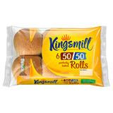 Kingsmill 50/50 6 Rolls