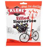 Klene Filled Liquorice 220g