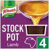 Knorr  Lamb Stock Pot 4 x 28g