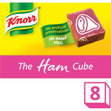 Knorr  Ham Stock cubes 8 x 10g