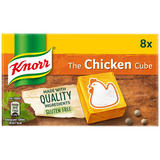 Knorr Chicken Stock cubes 8 x 10g
