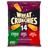 Wheat Crunchies Assorted Pack 14 x 20g