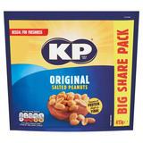 KP Original Salted Peanuts 415g