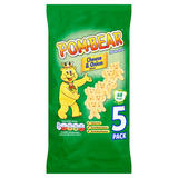 Pom-Bear Potato Snack Cheese & Onion Flavour 5 x 13g